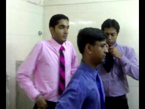 chinti n group dressing up for a presentation