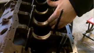 Engine Building with RoG - Main Bearings Clearances and ARP Studs Explained