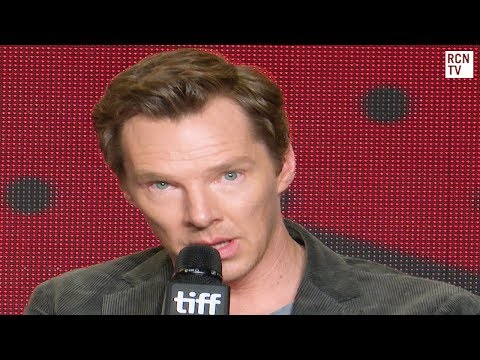 Benedict Cumberbatch Interview The Current War & Playing Thomas Edison