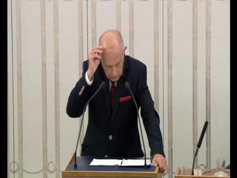 Marek Borowski - wystąpienie z 21 lipca 2017 r. #Senat