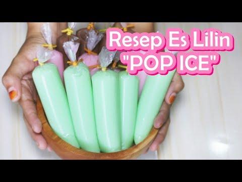 Hai.. hai semua kali ini aku bikin es lagi niih, yaitu es lilin /es mambo pelangi simpel, enak segar dan gampang Resep : 2 sdm....