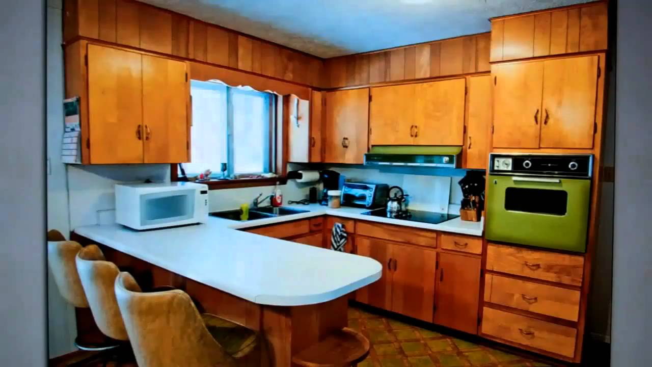 lovely 60S Kitchen Remodel #6: A 60u0027s Kitchen Just Outside of Asheville, NC