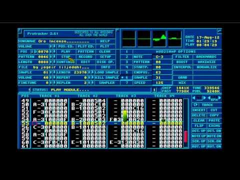 Amiga Music: Jogeir Liljedahl Compilation #1