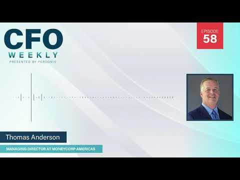 Digital Transformation & the CFO w/ Thomas Anderson | CFO Weekly, Ep. 58