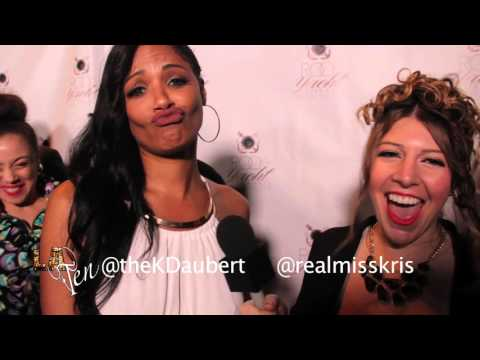 KD Aubert gives her secrets to staying young!