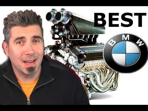 The Best BMW Engines Ever - My top 5 BMW Engines