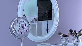 Rénover un vieux miroir