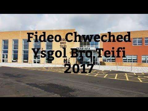 Fideo Chweched Ysgol Bro Teifi 2017