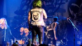 Blood on the Dance Floor - Yo Ho + Hell on Heels @ Toronto 23.10.12