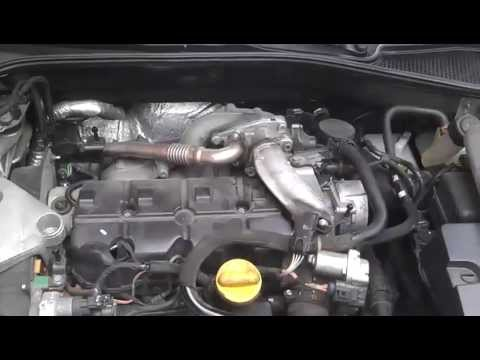 Renault Laguna II 19dCi engine egragr problem  YouTube