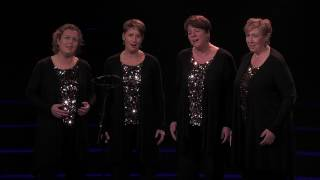31 March 2017: Holland Harmony Quartet Contest LinQ song 1: If I Lo...