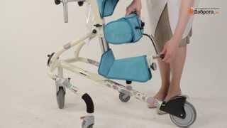 Видео-обзор ходунков REMY для детей с ДЦП