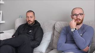 AT HOME WITH JIMMY KELLY AND LEE BEARD; IN DEPTH INTERVIEW
