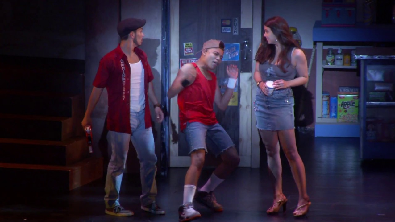 IN THE HEIGHTS | NC Theatre