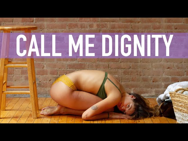 Dignity (Calu) Rivero habló de Juan Darthés