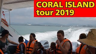 Coral Island Tour from Pattaya | Koh Larn | Beach games |  how to travel | sea walking | snorkeling