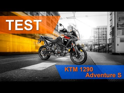 Moto - Test | KTM Adventure 1290 S 2018