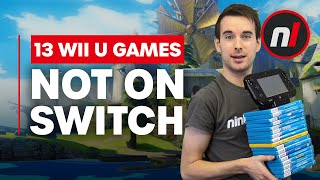 13 Great Wii U Games Still Not on Switch