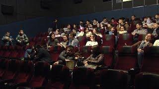 Уфа в третий раз присоединится к всероссийской акции «Ночь кино»