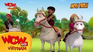 Motu Patlu Siêu Clip 50 - Hai Chàng Ngốc - Cartoon Movie - Cartoons For Children