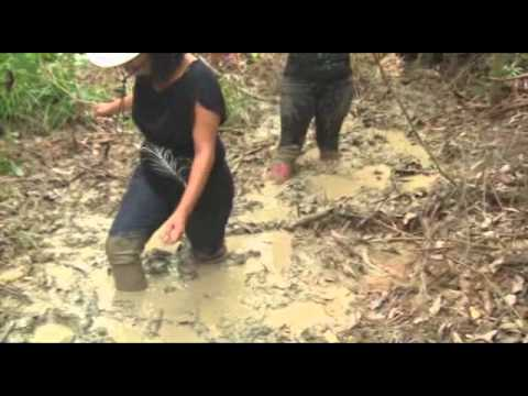 Download Girls in muddy boots