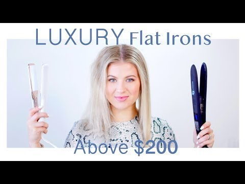 Comparing Top LUXURY Flat Irons | Milabu