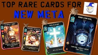 Top Rare Cards For New Meta - South Park Phone Destroyer