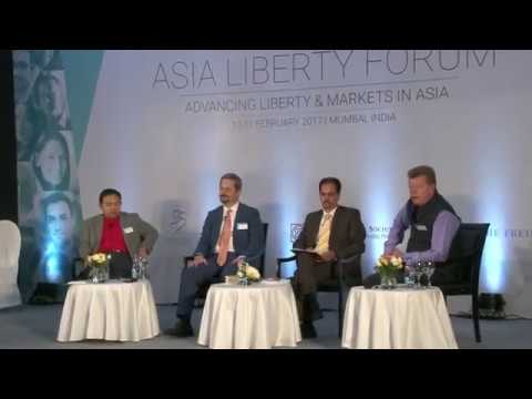 Asia Liberty Forum 2017 - Day Two: The Compatibility of Isla