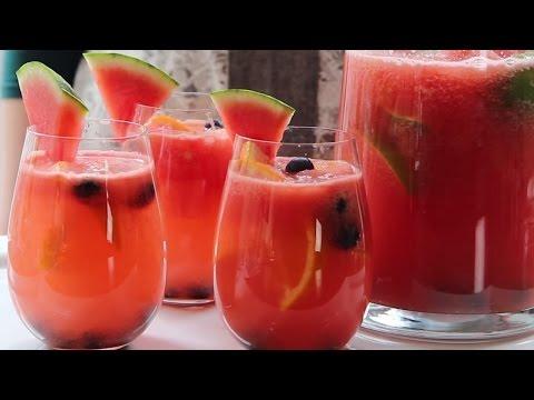 how-to-make-watermelon-sangria- -cocktail-recipes- -allrecipes.com