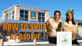 How To Shop At Aldi | Aldi Grocery Haul With Prices