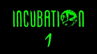 """Прохождение игры """"Incubation: Time is Running out (Космодесант)"""" #1: Интро"""