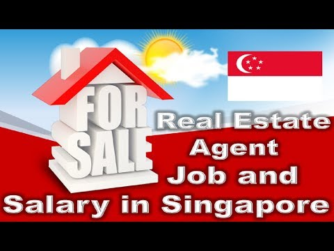 Real Estate Agent in Singapore - Jobs and Salaries in Singapore