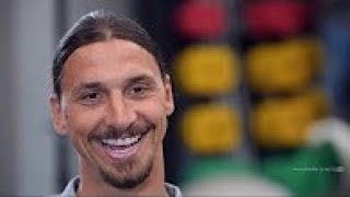 Zlatan Ibrahimovic Exclusive Interview