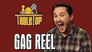 Unspeakable Words - Gag Reel - TableTop season 2 ep. 15