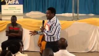 [ Prophet Frank Julius Kilawah ] Teaching .. Kigoma Prophetic Summit Second Day