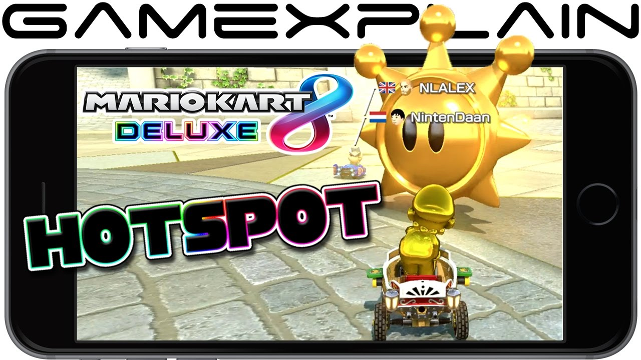 Mario Kart 8 Deluxe data usage revealed - NintendoToday