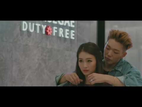 iKON Bobby x Junhoe SHINSEGAE CF