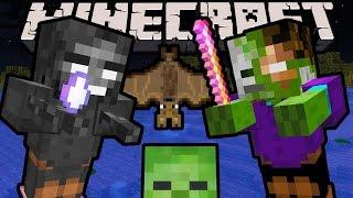 Minecraft İcatları - Süper Canavarlar (Modsuz)