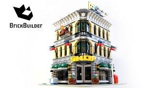 Kijk Lego Creator 10211 Grand Emporium filmpje