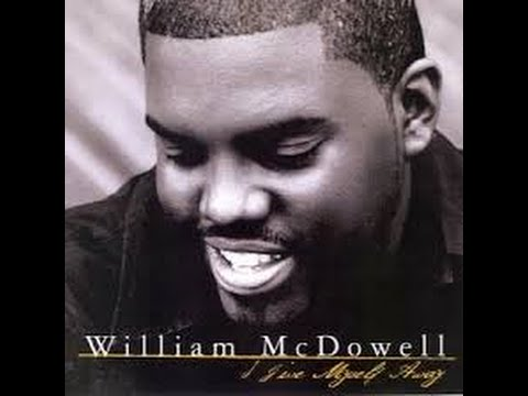 Place of Worship William McDowell lyrics
