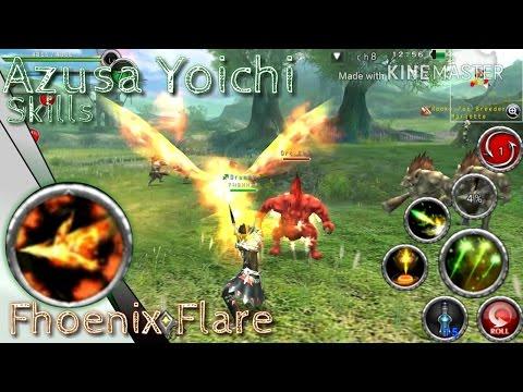 RPG Avabel Online - Azusa Yoichi Skill