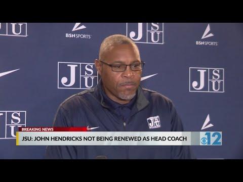 Jackson State Parts Ways With Coach John Hendrick