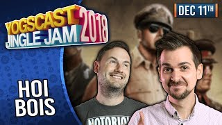 HOI BOIS! - YOGSCAST JINGLE JAM! - 11th December 2018