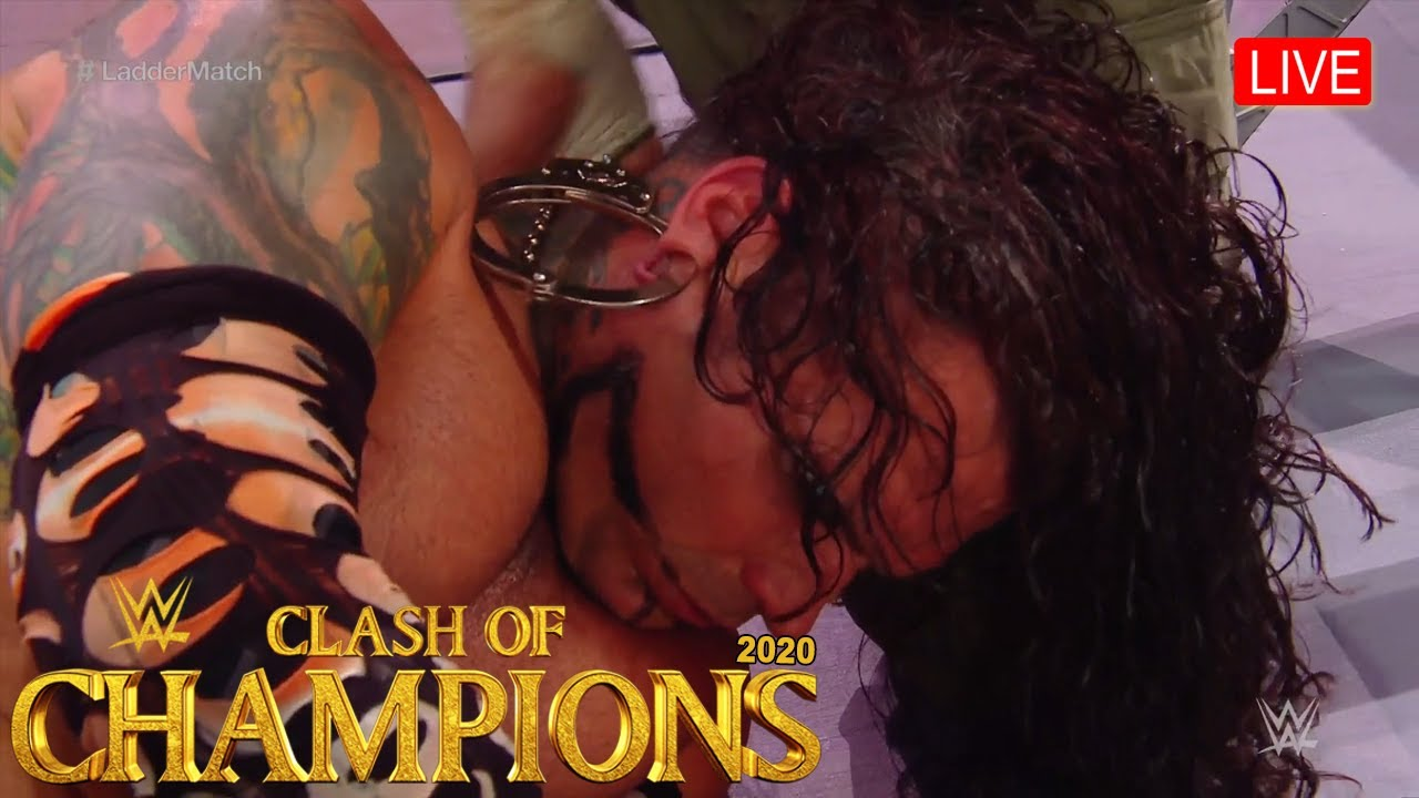 Download WWE Clash of Champions 2020 Full Review Show! PPV