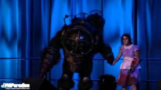 Anime Expo 2012 Masquerade #14 Noisy Ninjas Little Sister Big Daddy Bioshock