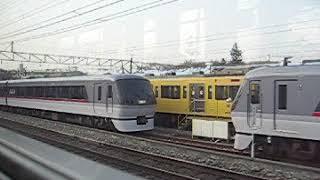 所沢市 西武鉄道 車両基地を見てみた!!