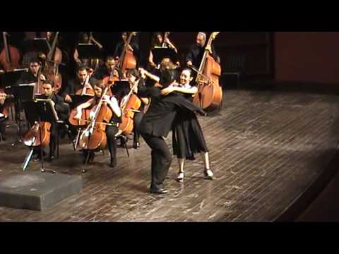"Leroy Anderson ""Blue Tango"" Cairo Opera Orchestra"