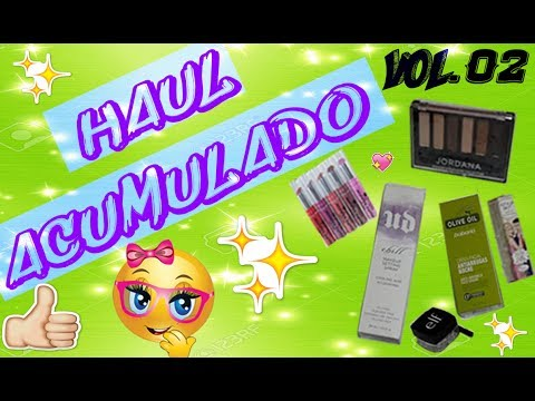 HAUL ACUMULADO 2017 / VOL.2 / Cecy forever from YouTube · Duration:  37 minutes 36 seconds