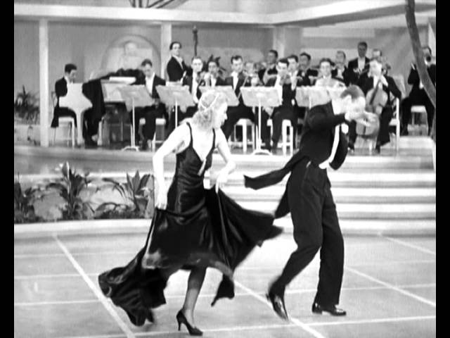 Fred Astaire Ginger Rogers I Won T Dance Reprise Roberta 1935 Youtube