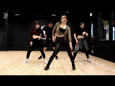 Ape Drums - Worl boss   choreography Waackssoo